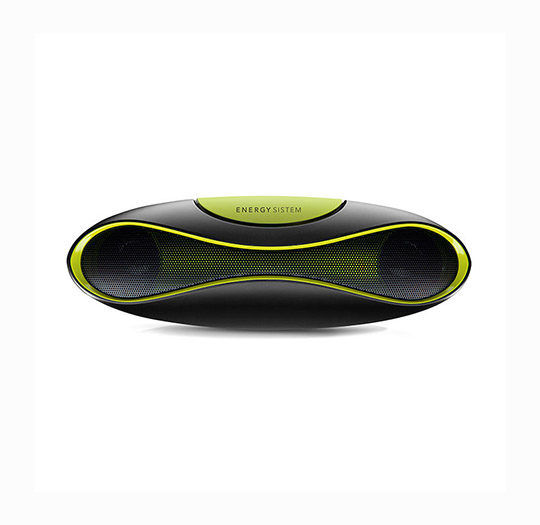 Energy Music Box Z220 Sport Black & Green